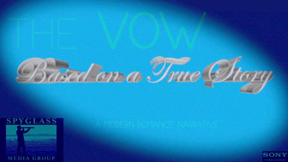 The Vow Classic Movie Card - image 1 - student project