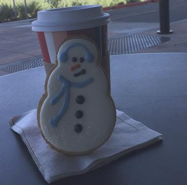 Any More Room of Coffee for Santa? - image 1 - student project