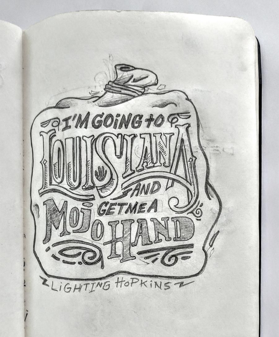 I'm Going to Louisiana - image 2 - student project