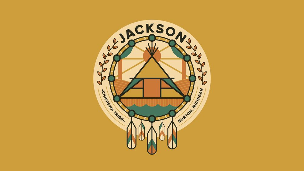 Jackson Family Crest - image 2 - student project