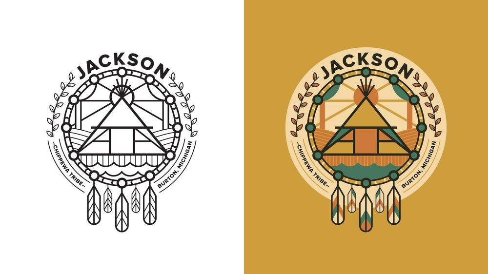 Jackson Family Crest - image 3 - student project