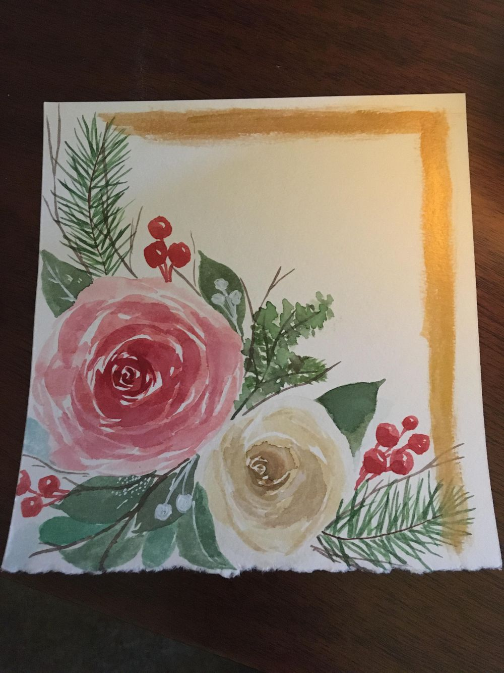Holiday Painting - image 1 - student project