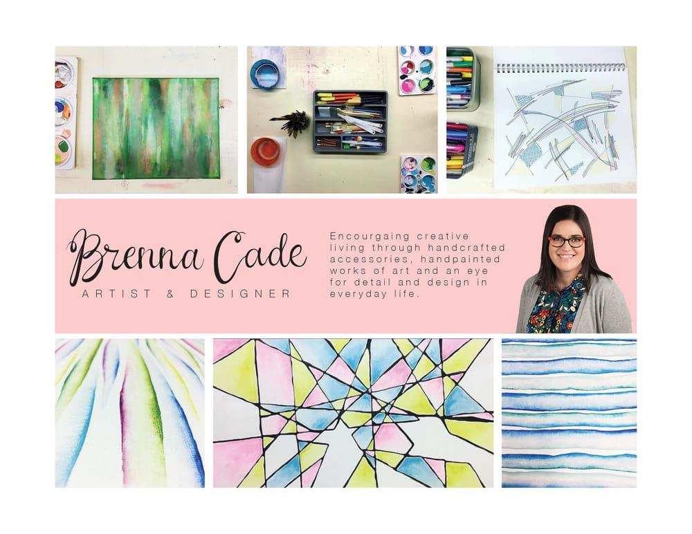 Brenna Cade : Artist + Designer - image 1 - student project