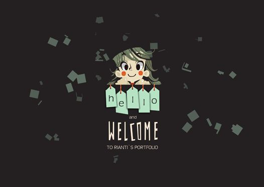 Hello and Welcome! (Portfolio Website Project) - image 1 - student project