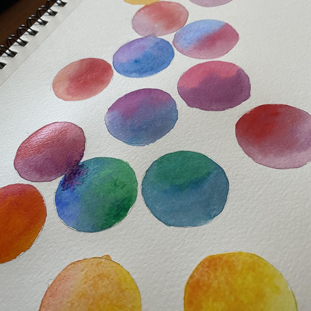Watercolor Bootcamp Practice - image 1 - student project