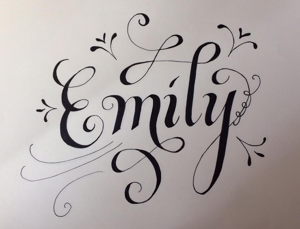 Emily - image 1 - student project