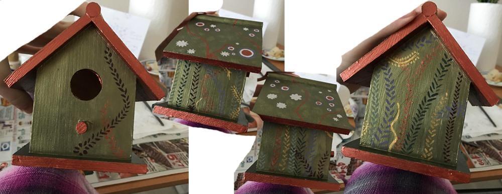Klimt Birdhouses - image 9 - student project