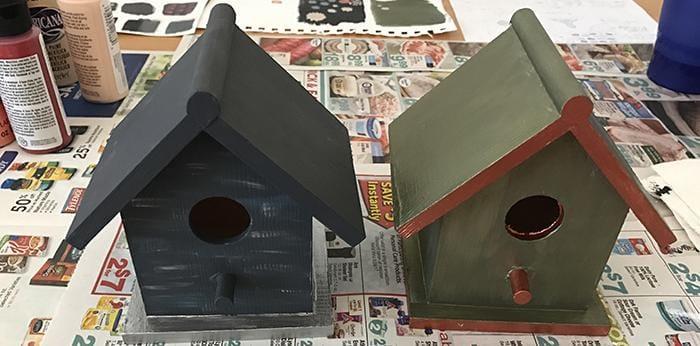 Klimt Birdhouses - image 8 - student project