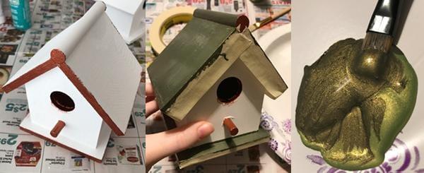 Klimt Birdhouses - image 6 - student project