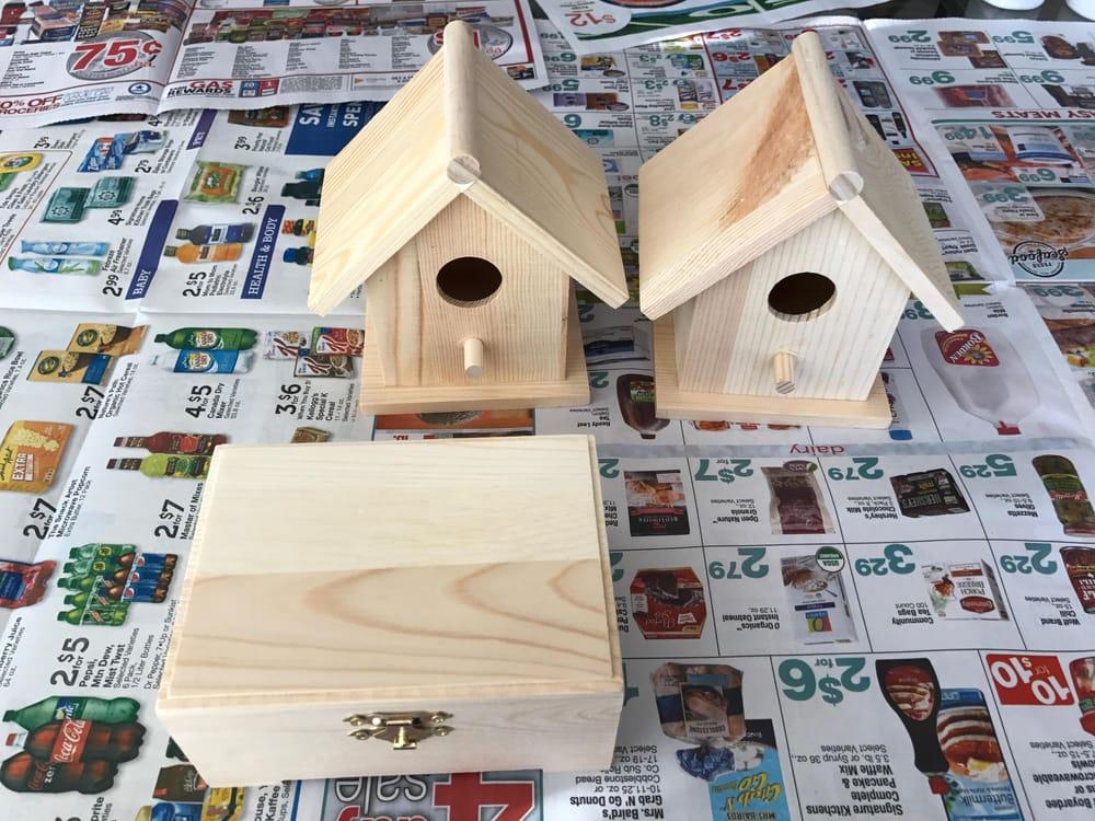 Klimt Birdhouses - image 1 - student project