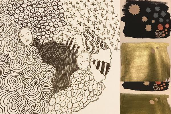 Klimt Birdhouses - image 4 - student project