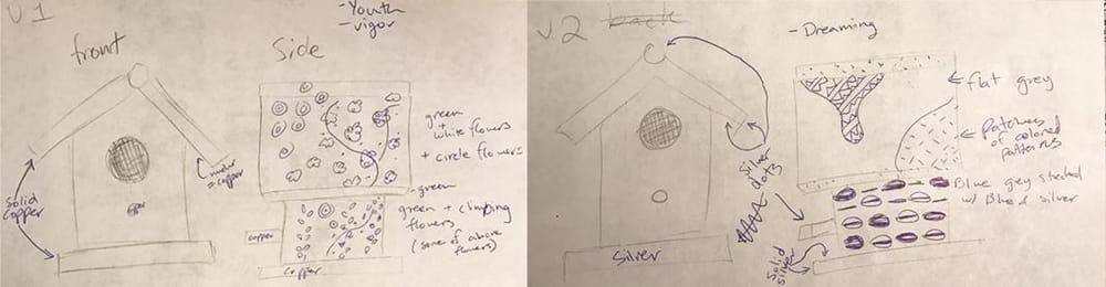 Klimt Birdhouses - image 5 - student project