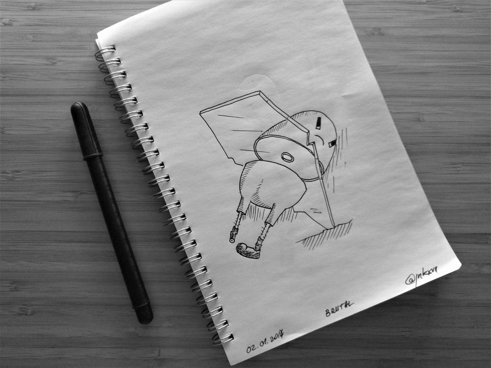 Daily doodle - image 2 - student project