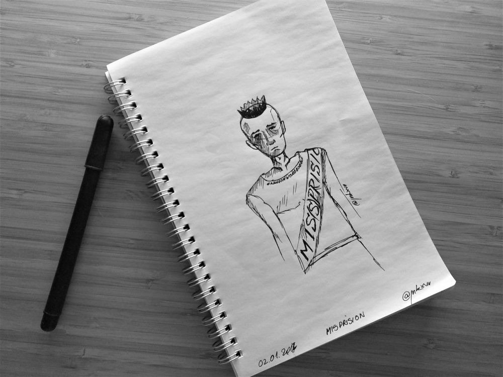 Daily doodle - image 4 - student project