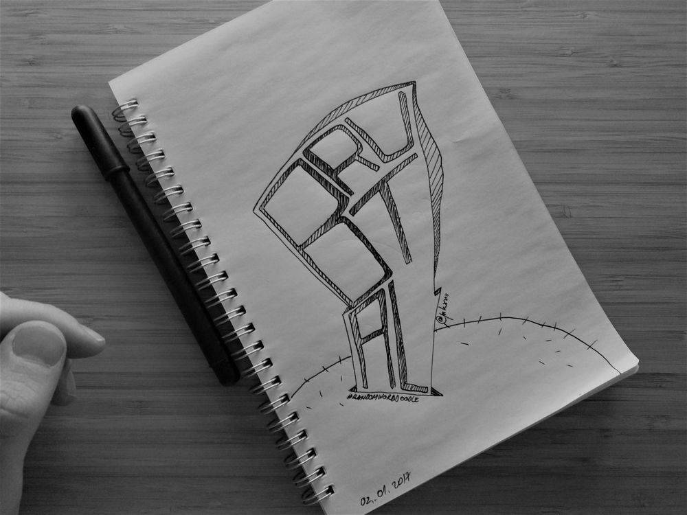 Daily doodle - image 3 - student project