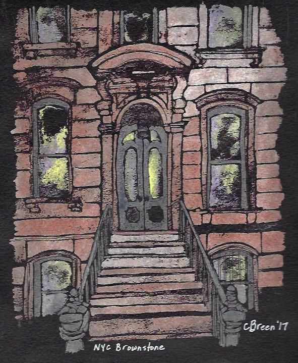 NYC Brownstone - image 1 - student project