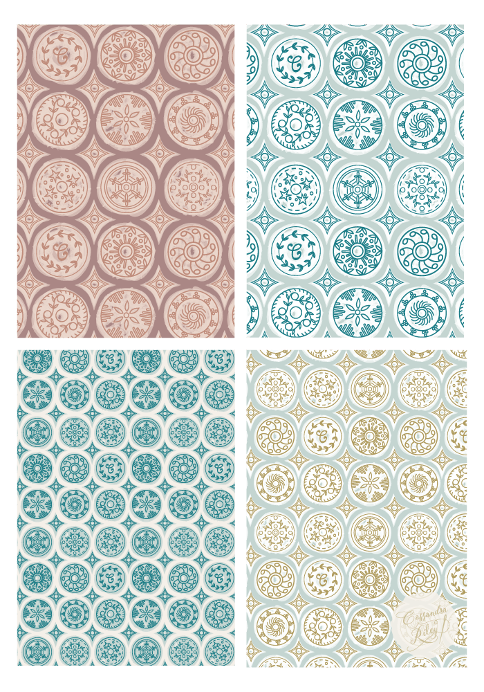 Master 5 Complex Pattern Techniques in 2 weeks - image 8 - student project