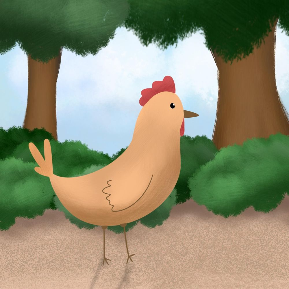 My Chicken - image 1 - student project