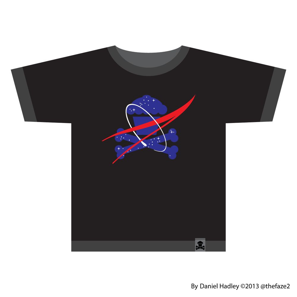 Johnny Cupcakes Meets NASA 2.0 (UPDATED) - image 2 - student project