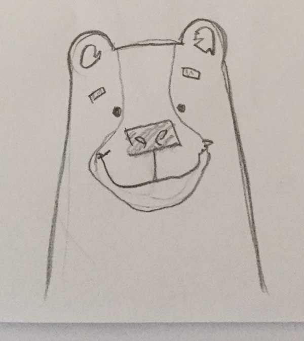 Bear - image 1 - student project