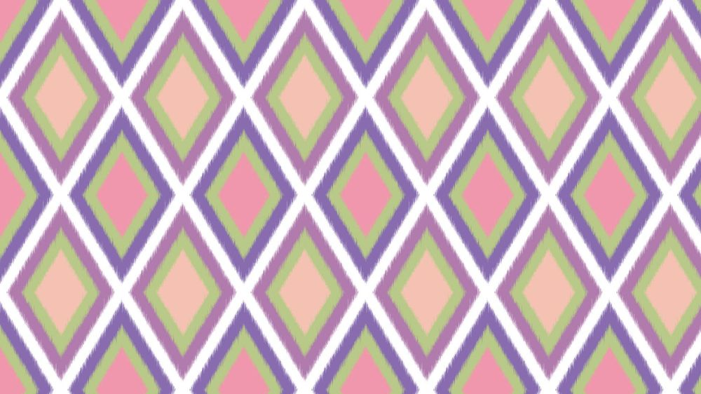 More Ikat design examples - image 1 - student project