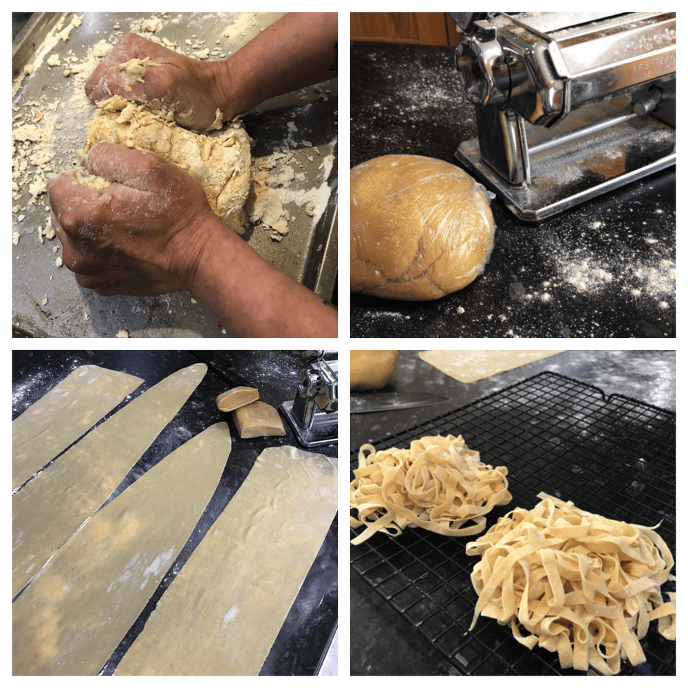 Upped my pasta game - image 1 - student project