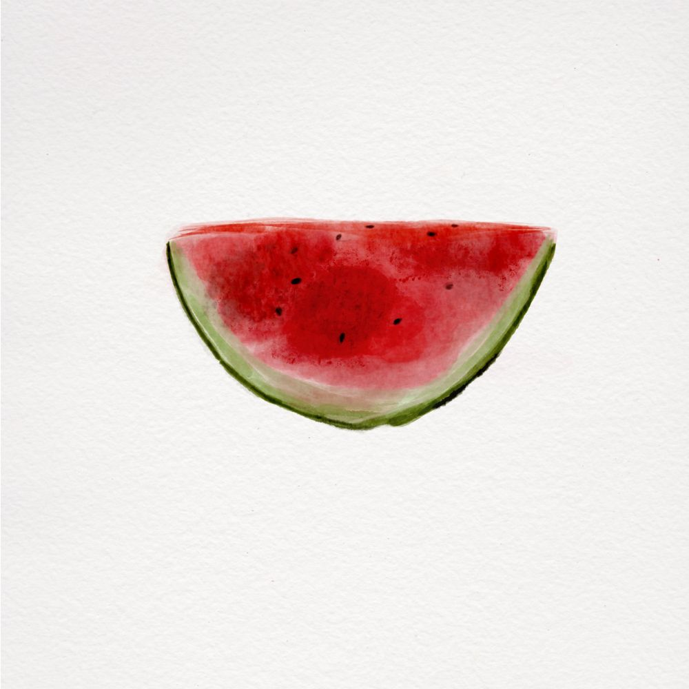 Watermelon - image 1 - student project