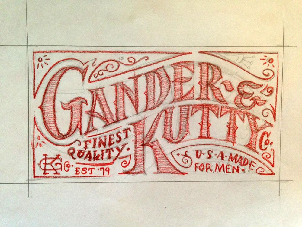 Gander & Kutty Co. - image 5 - student project