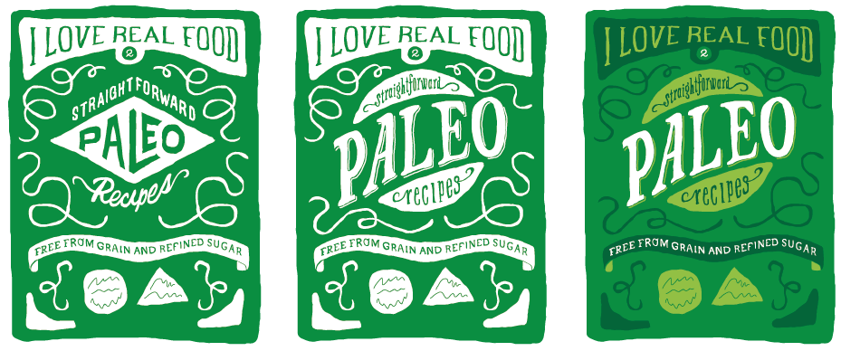 i love real food (a paleo cookbook) - image 3 - student project