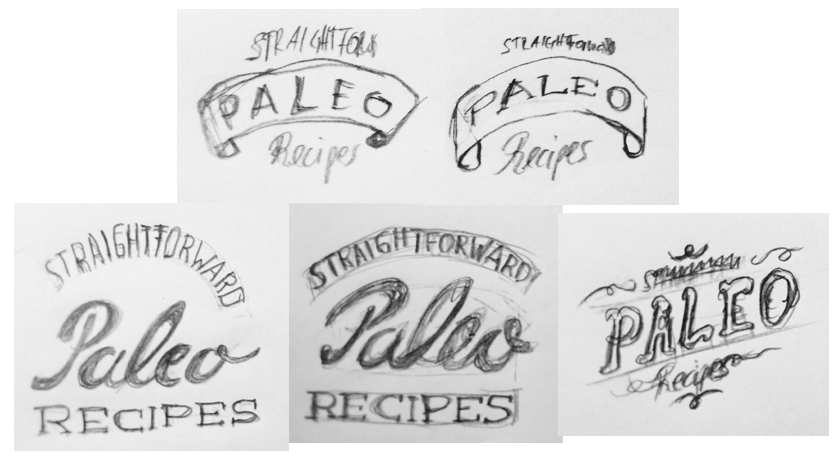 i love real food (a paleo cookbook) - image 1 - student project