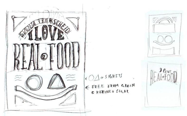i love real food (a paleo cookbook) - image 8 - student project