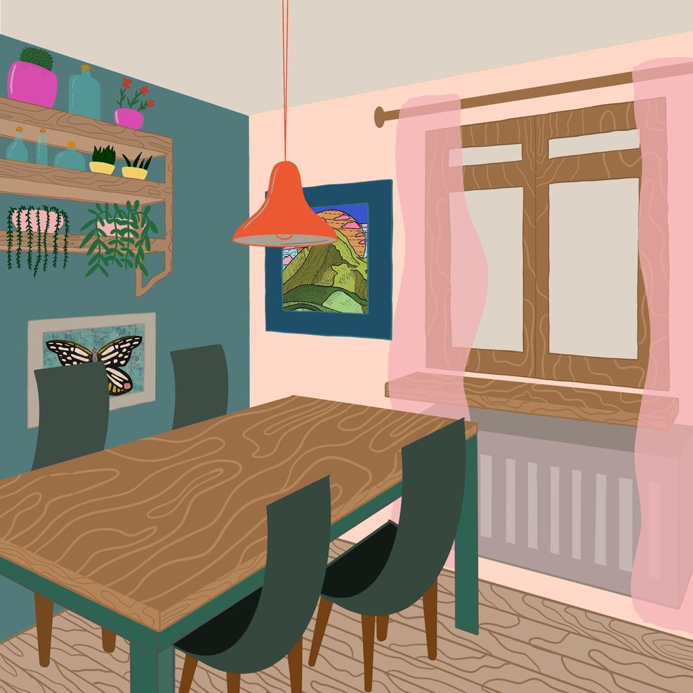 Room - image 2 - student project