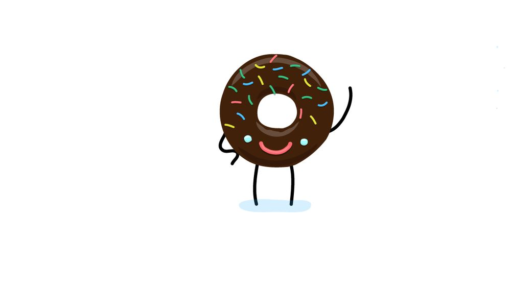 Freddy's Donuts - image 6 - student project