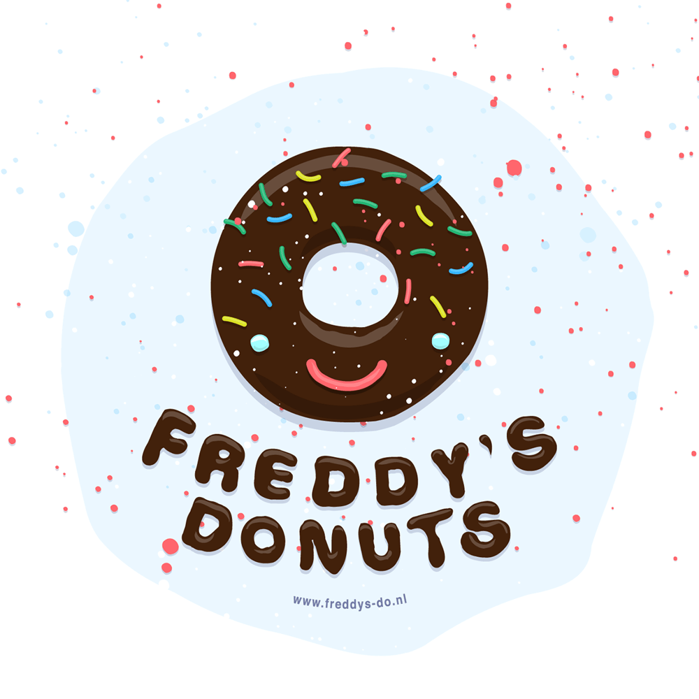 Freddy's Donuts - image 7 - student project