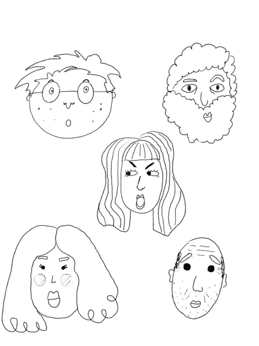 FUN WITH FACES - image 4 - student project