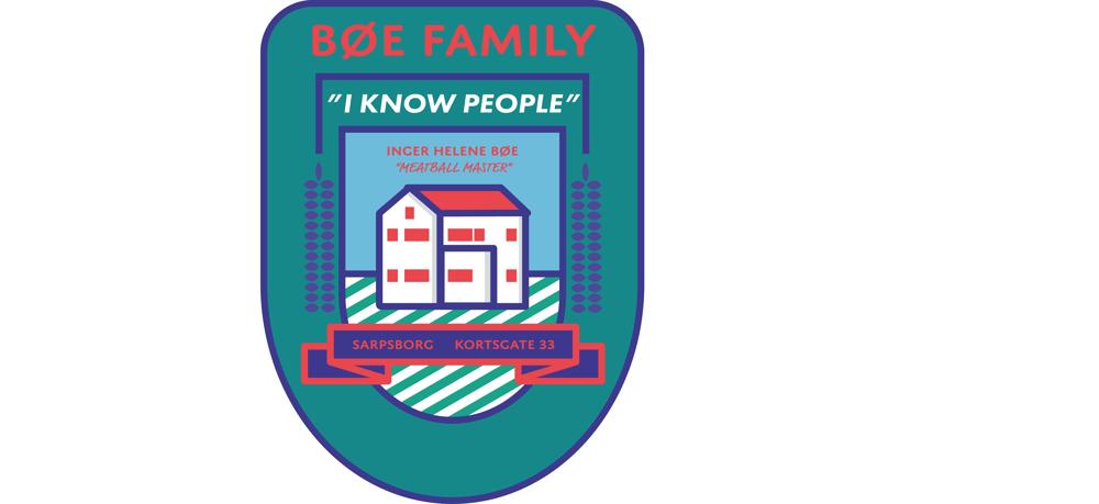 """ I KNOW PEOPLE"" - Grandma Inger - image 2 - student project"