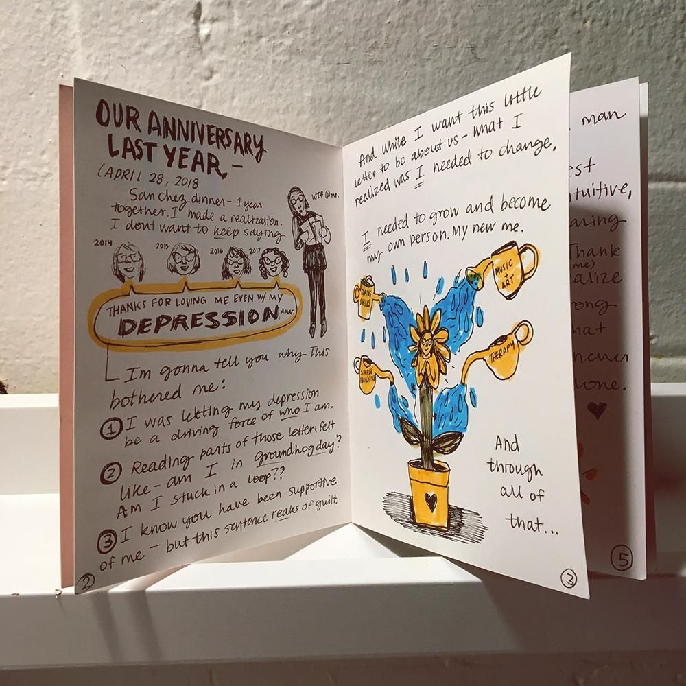 Making A Zine: From Idea to Illustration - image 2 - student project
