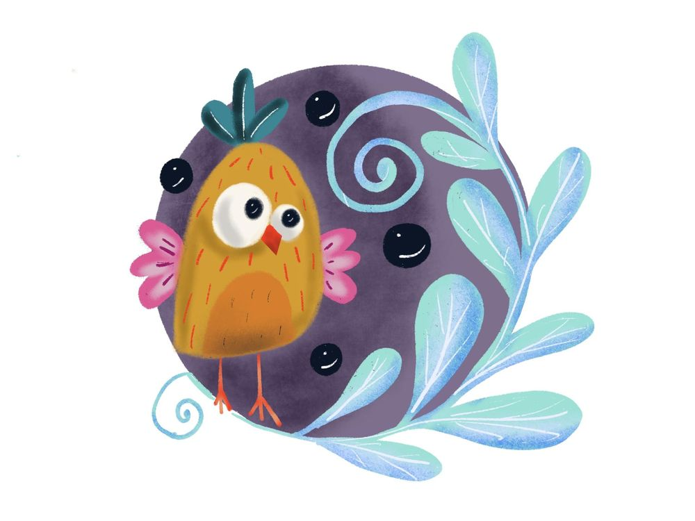 Birdie - image 1 - student project