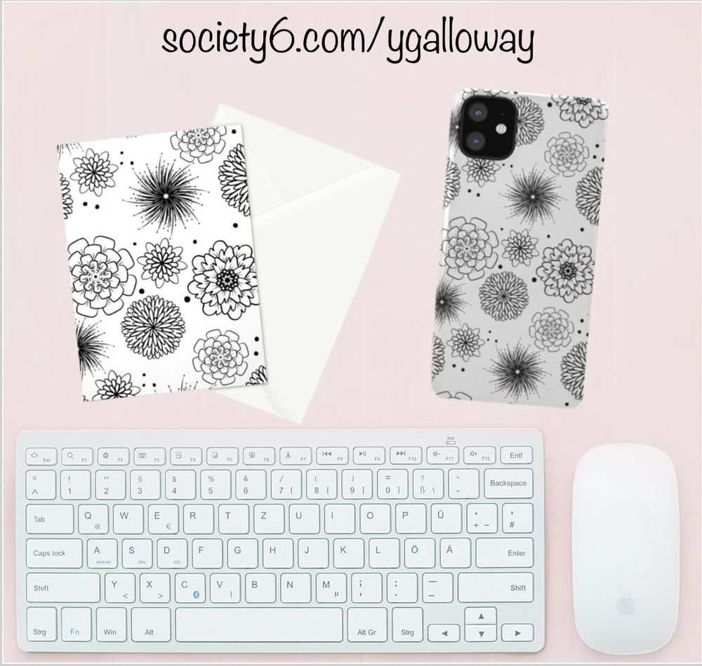 Society6 - image 1 - student project
