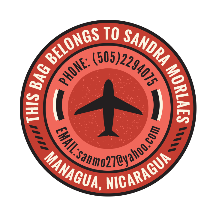 Travel Sticker - SM - image 1 - student project