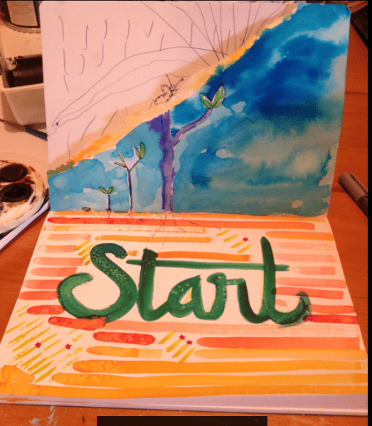 Creating the Habit - image 1 - student project