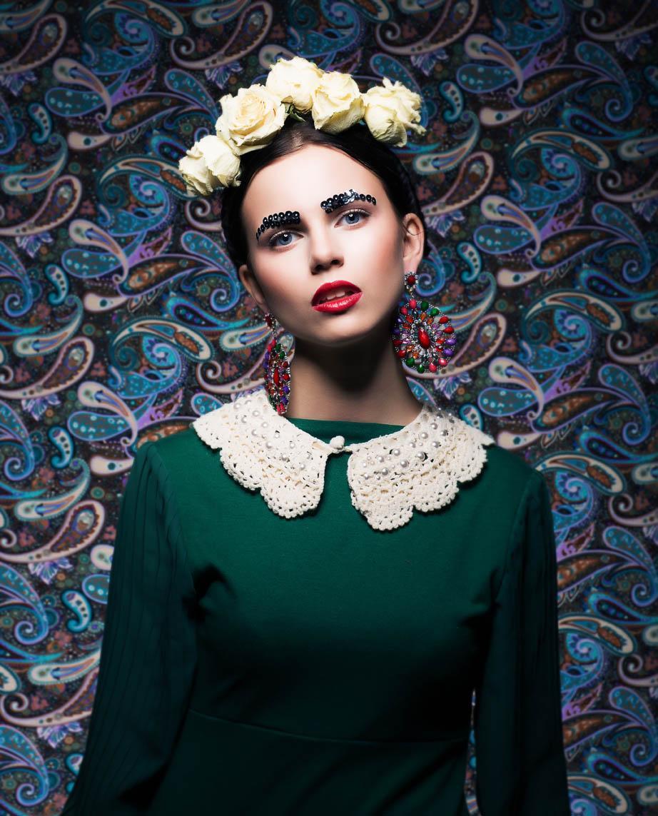Frida Kahlo - image 3 - student project
