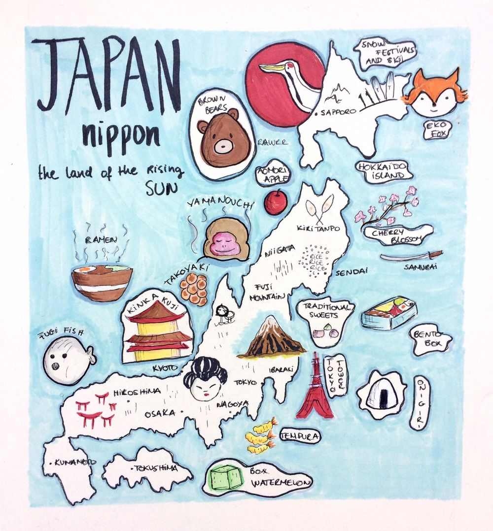 Japan - image 1 - student project