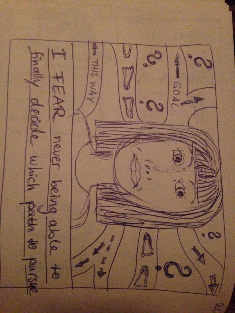 Emotion journaling - image 4 - student project