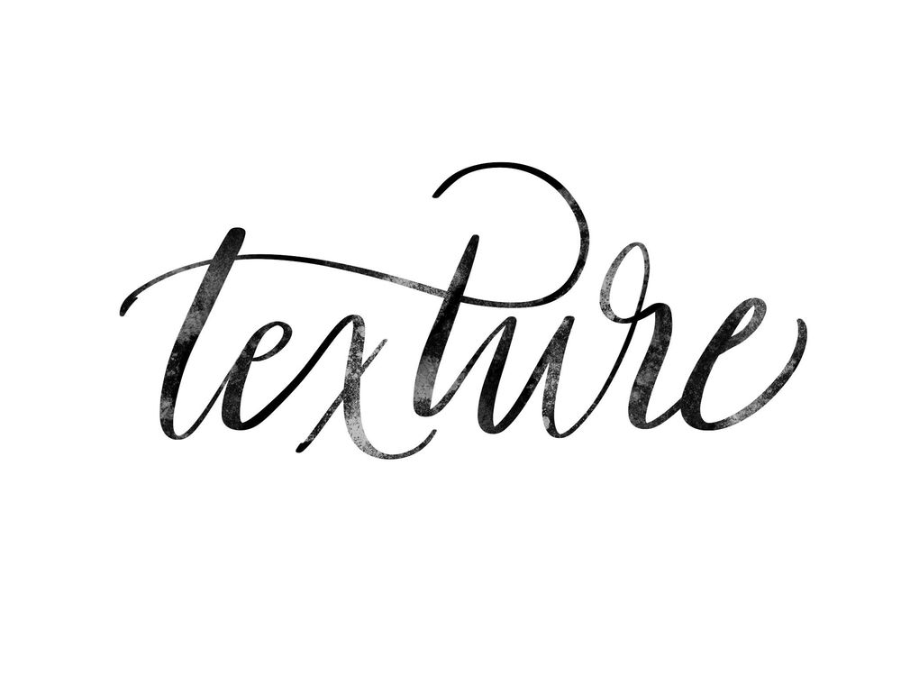 Texture & Overlays - image 1 - student project