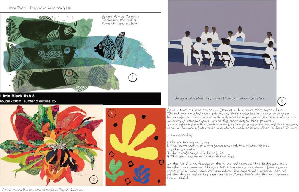 Project: Picture Book inspired by Ezra Jack Keats - image 3 - student project