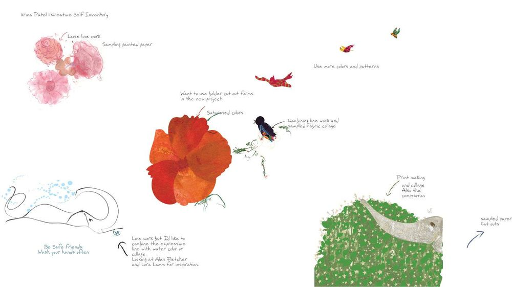 Project: Picture Book inspired by Ezra Jack Keats - image 2 - student project