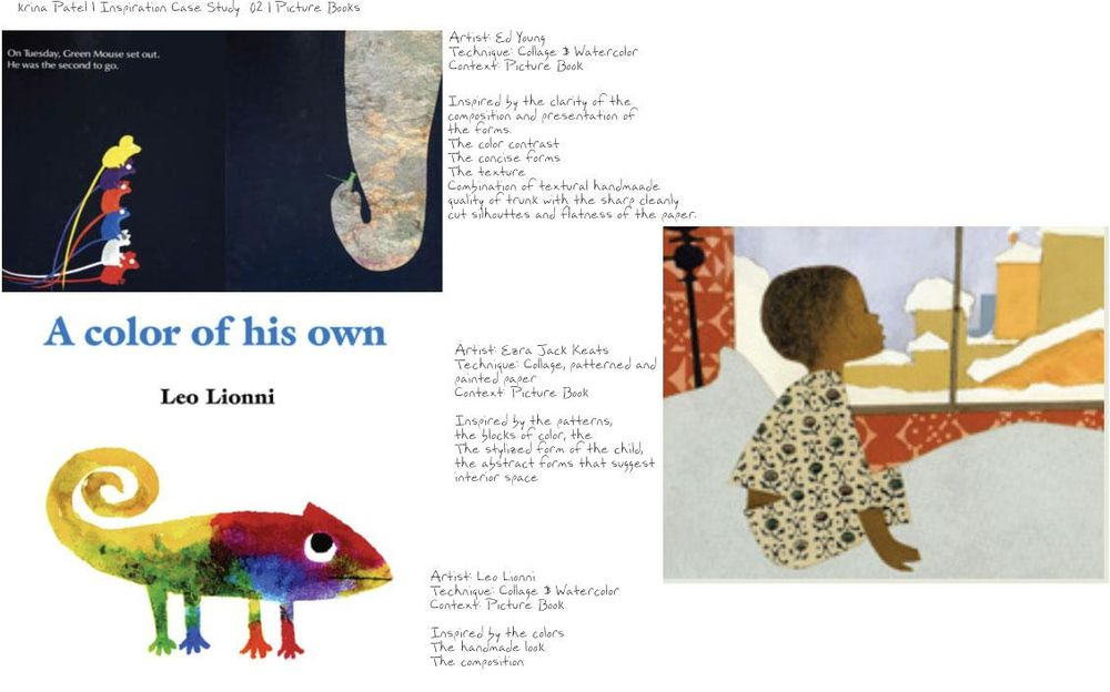 Project: Picture Book inspired by Ezra Jack Keats - image 4 - student project