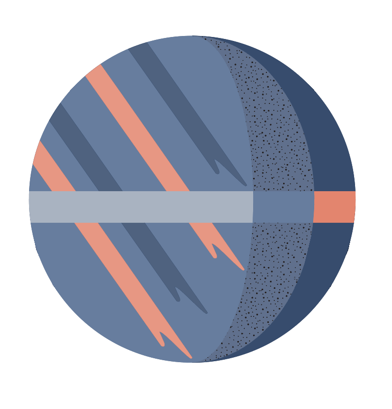 Planet using Depth - image 1 - student project