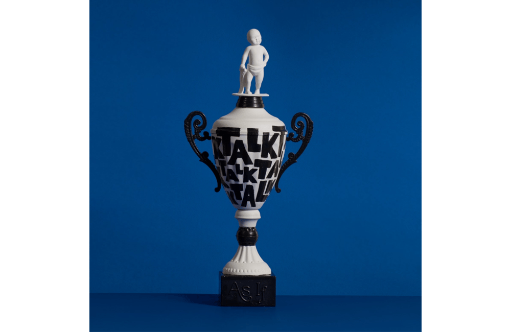 """""""As If"""" trophy - image 1 - student project"""